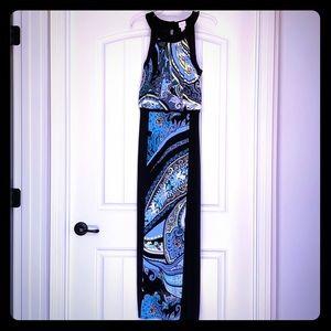 NEW - Chico's Long Dress